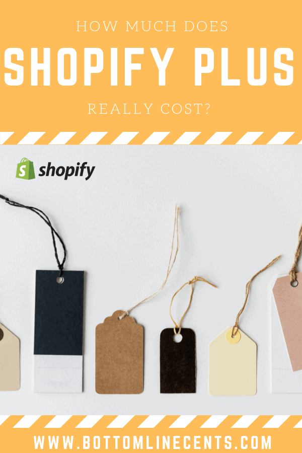 how much is shopify plus per month